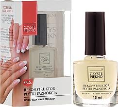 """Fragrances, Perfumes, Cosmetics Nail Cream """"Rebuilder"""" - Czyste Piękno Nail Rebuilder"""