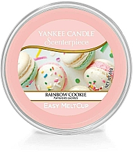 Fragrances, Perfumes, Cosmetics Scented Wax - Yankee Candle Rainbow Cookie Scenterpiece Melt Cup