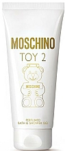 Fragrances, Perfumes, Cosmetics Moschino Toy 2 - Shower Gel