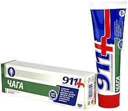 """Fragrances, Perfumes, Cosmetics Body Gel-Balm """"Chaga"""" - 911"""