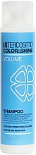 Fragrances, Perfumes, Cosmetics Volume Fragile Hair Shampoo - Intercosmo Color & Shine Volume Shampoo