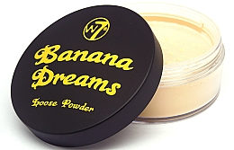 Fragrances, Perfumes, Cosmetics Loose Powder - W7 Banana Dreams Loose Powder