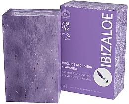 Fragrances, Perfumes, Cosmetics Lavender Soap - Ibizaloe Aloe Vera Soap Lavender