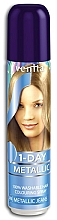 Fragrances, Perfumes, Cosmetics Tinted Hair Spray - Venita 1-Day Color Metallic Spray