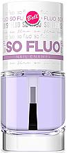 Fragrances, Perfumes, Cosmetics Nail Top Coat - Bell So Fluo Nail Enamel