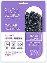 "Fragrances, Perfumes, Cosmetics Caviar Mask ""Active Nourishing"" - Biologica Caviar"