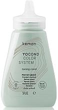 Fragrances, Perfumes, Cosmetics Cold Chestnut Color Conditioner - Kemon Yo Cond Color System