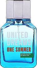 Fragrances, Perfumes, Cosmetics Benetton United Dreams One Summer 2020 - Eau de Toilette