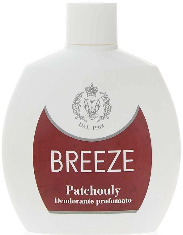 Deodorant - Breeze Squezee Deodorante Patchouly — photo N1