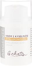 Fragrances, Perfumes, Cosmetics Hyaluronic Acid Moisturizing Face Cream - Le Chaton Argente Moisturizer With Hyaluronic Acid