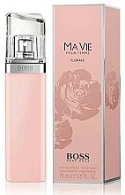 Fragrances, Perfumes, Cosmetics Hugo Boss Boss Ma Vie Pour Femme Florale - Eau de Parfum