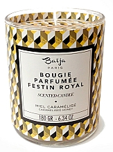 Fragrances, Perfumes, Cosmetics Scented Candle - Baija Festin Royal Scented Candle