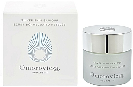 Fragrances, Perfumes, Cosmetics Brightening Face and Neck Mask - Omorovicza Silver Skin Saviour