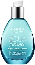 Fragrances, Perfumes, Cosmetics Concentrate - Biotherm Aqua Bounce Super Concentrate Plump