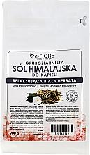 "Fragrances, Perfumes, Cosmetics Himalayan Bath Salt ""White Tea"" - E-Fiore White Tea Himalayan Salt"