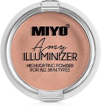 Fragrances, Perfumes, Cosmetics Highlighting Powder - Miyo Illuminizer Highlighting Powder