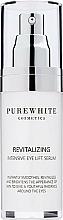 Fragrances, Perfumes, Cosmetics Lifting Eye Serum - Pure White Cosmetics Revitalizing Intensive Eye Lift Serum