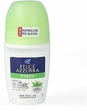 Fragrances, Perfumes, Cosmetics Roll-On Antiperspirant - Felce Azzurra Deo Roll-on IdraTalc Fresh