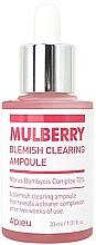 Fragrances, Perfumes, Cosmetics Ampoule Essence - A'pieu Mulberry Blemish Clearing Ampoule