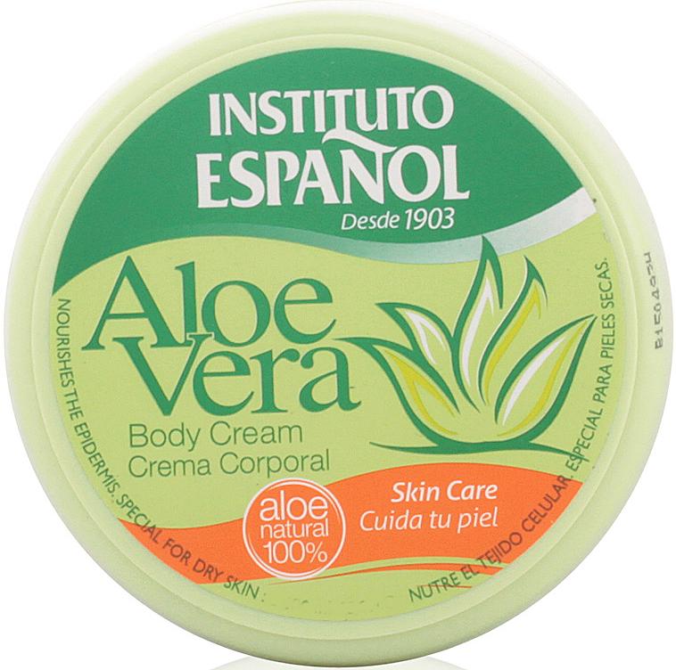"""Body Cream """"Aloe Vera"""" - Instituto Espanol Aloe Vera Body Cream"""