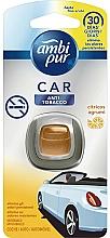"Fragrances, Perfumes, Cosmetics Car Perfume ""Anti-Tobacco"" - Ambi Pur"