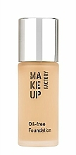 Fragrances, Perfumes, Cosmetics Foundation - Make Up Factory Oil Free Foundation