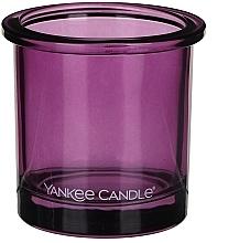 Fragrances, Perfumes, Cosmetics Tealight Votive Holder - Yankee Candle POP Violet Tealight Votive Holder