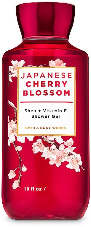 Bath and Body Works Japanese Cherry Blossom - Shower Gel — photo N1