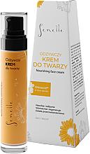Fragrances, Perfumes, Cosmetics Nourishing Face Cream - Senelle Nourishing Face Cream