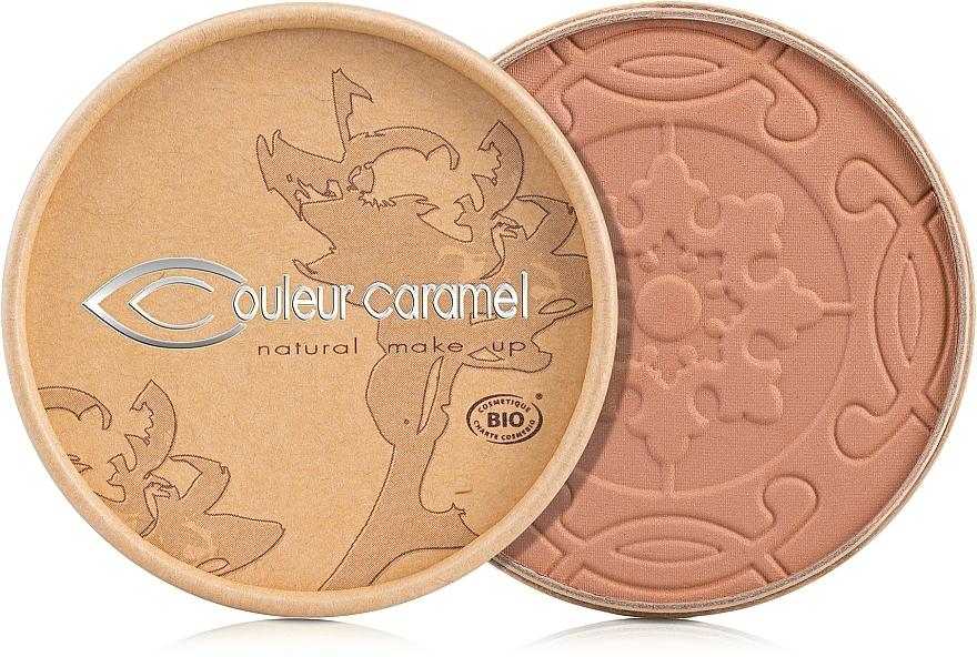 """Bronzing Powder """"Terra Caramel"""" - Couleur Caramel Cooked Powder"""