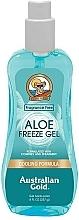 Fragrances, Perfumes, Cosmetics After Sun Cooling Body Gel - Australian Gold Aloe Freeze Gel