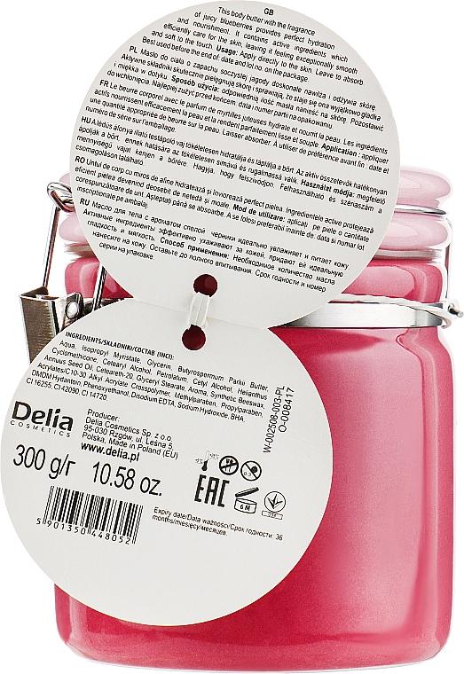 Blueberry Body Oil - Delia Dairy Fun Body Butte — photo N2