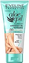 Fragrances, Perfumes, Cosmetics Soothing Shaving Gel - Eveline Cosmetics Aloe Epil