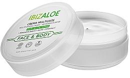 Fragrances, Perfumes, Cosmetics Multifunctional Face & Body Cream - Ibizaloe Multipurpose Cream