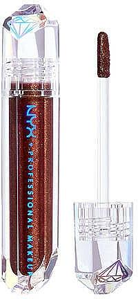 Lip Topper - NYX Professional Makeup Diamonds & Ice Please Lip Topper