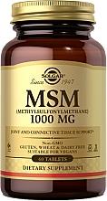 Fragrances, Perfumes, Cosmetics Dietary Supplement - Solgar MSM 1000 Mg