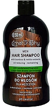 Fragrances, Perfumes, Cosmetics Bamboo and Nettle Man Shampoo - Bluxcosmetics Naturaphy Bamboo & Nettle Extracts Man Shampoo