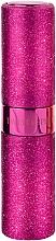 Fragrances, Perfumes, Cosmetics Atomizer - Travalo Twist & Spritz Hot Pink Glitter