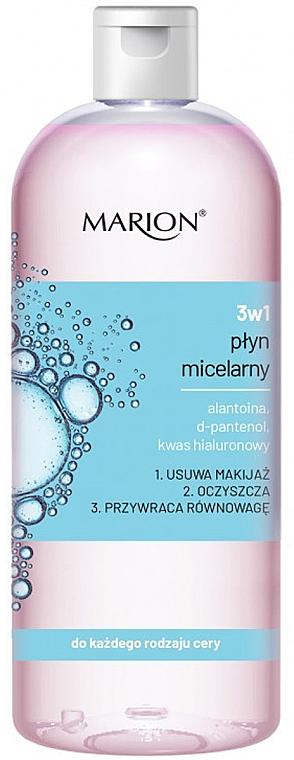 3-in-1 Micellar Liquid - Marion