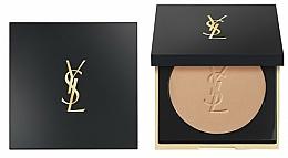 Fragrances, Perfumes, Cosmetics Mattifying Compact Powder - Yves Saint Laurent Encre De Peau All Hours Setting Powder