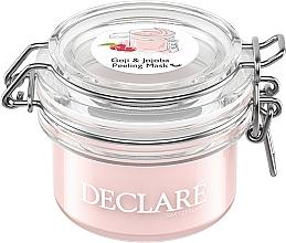 Fragrances, Perfumes, Cosmetics Goji & Jojoba Peeling Mask - Declare Goji and Jojoba Peeling Mask