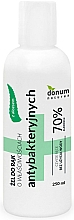 Fragrances, Perfumes, Cosmetics Antibacterial Hand Gel 70% - Miamed Donum 70%