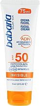Fragrances, Perfumes, Cosmetics Face Sunscreen - Babaria Invisible Facial Sun Cream Spf 50