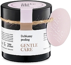 Fragrances, Perfumes, Cosmetics Delicate Almond Peeling for Dry and Sensitive Skin - Make Me BIO Cleansing