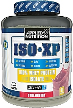 Fragrances, Perfumes, Cosmetics Whey Protein Isolate with Strawberry Taste - Applied Nutrition ISO XP Strawberry