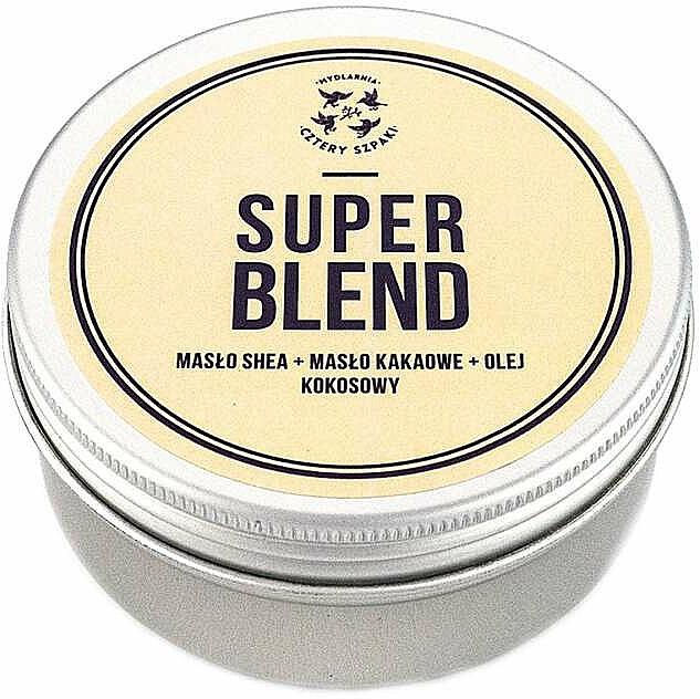 Body Butter Super Blend - Cztery Szpaki