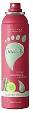 Cooling Watermelon & Cucumber Foot Deodorant Spray - Oriflame Feet Up Spray — photo N2