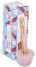 Fragrances, Perfumes, Cosmetics Solid Toothpaste - Lamazuna Cinnamon Solid Toothpaste