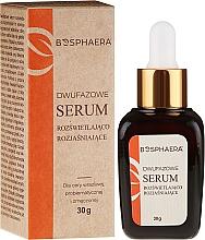 Fragrances, Perfumes, Cosmetics Two-Phase Brightening Serum - Bosphaera Serum