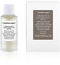 Fragrances, Perfumes, Cosmetics Body Essential Oil Blend - Comfort Zone Aromasoul Mediterranean Blend